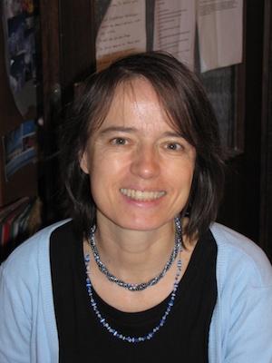 Leiterin der Lernstube, seit 25 Jahren AHS-Lehrerin, sie unterrichtet Englisch, Mathematik Unterstufe, Latein, Französisch und Italienisch